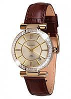 Жіночі наручні годинники Guardo S01366 GGBr