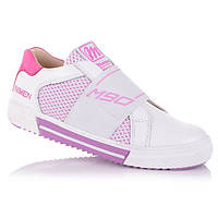 Кроссовки для девочки Minimen 1.2.121 белые