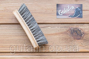 Щетка из натурального ворса art. 2 для полировки обуви