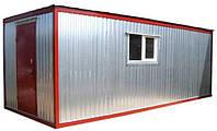 Вагончик - бытовку на дачу 9 х 2,4 купить | Жилые контейнеры бытовки - вагончики для дачи - Цена изготовителя
