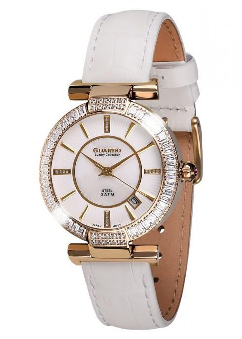 Жіночі наручні годинники Guardo S01366 GWW