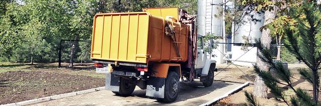 Сроки службы мусоровозов достигают 10–15 лет