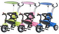 Детский трицикл 4в1 Kids Motion