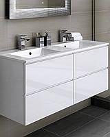 Столешницы в ванную из искусственного камня, фото 1