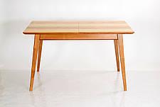 """Стол раскладной  на кухню из массива ясеня Рондо Микс мебель , коллекция мебели """"Лофт"""", фото 2"""