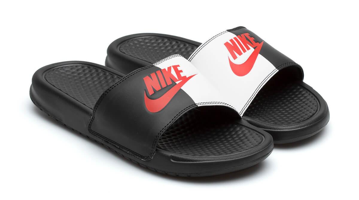 dacfd996 Шлепанцы Nike Benassi JDI Slide, Код - 343880-006 - Интернет магазин