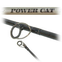 Удилище ET Power Cat 3.3 м 500-1000г карбон IM-8, фото 1