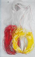 Рыболовная сеть одностенная 30 мм,высота 1,5м.,длина 70 м., фото 1