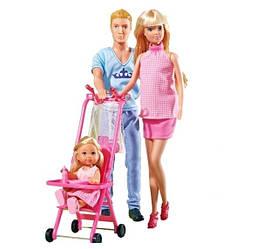 Набор Счастливая семья Штеффи Steffi Love Family, Simba, 5733200
