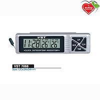 Часы автомобильные VST 7066 часы