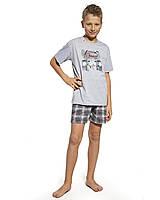 Пижама CORNETTE KY-790/61, размер 134\140, хлопок, Польша, фото 1