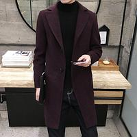 Мужское пальто. Модель 61539, фото 1