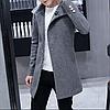 Мужское пальто. Модель 61541