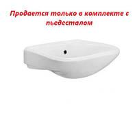 Раковина для ванной без отверстия под смеситель Коломбо Colombo