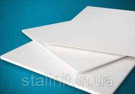 ПВХ Palfoam LW, d=3 mm белый
