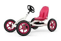 Велокарт Buddy White Berg 24206101. Веломобиль детский, фото 1