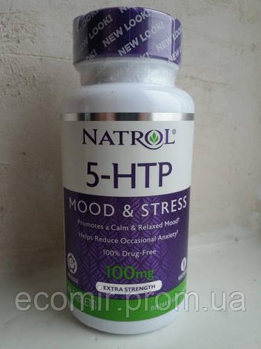 5-HTP, Natrol (100мг/ 45 табл)