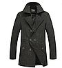 Мужское  пальто. Модель 61659