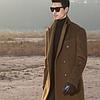 Мужское пальто. Модель 61567