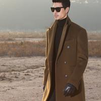 Мужское пальто. Модель 61567, фото 1
