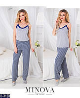Женская пижама (42-46,46-48) —коттон  купить оптом и в Розницу в одессе 7км
