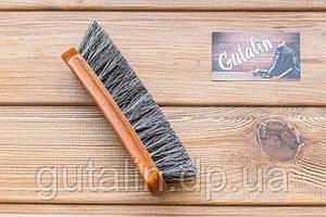 Щітка з натурального ворсу art. 4 для полірування взуття