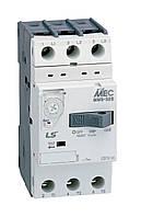 Автомат захисту двигуна LS MMS-32S 50-100кА 0.1-32А