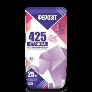 Ферозіт 425  Суміш легковирівнювальна для похилих поверхонь (20 – 70 мм)