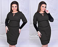Женское платье батал 50-56, фото 1