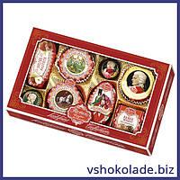 Ребер Моцарткугель - Марципановые конфеты Эксклюзив (новогодняя упаковка)