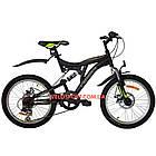 Детский велосипед Crosser Smart 20 дюймов черный, фото 2