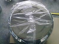 Ведро на 10 литров с крышкой нержавейка, фото 1