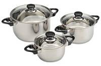 Набор посуды ORIGINAL BERGHOFF VISION PRIMA 1112473 (6 предметов)