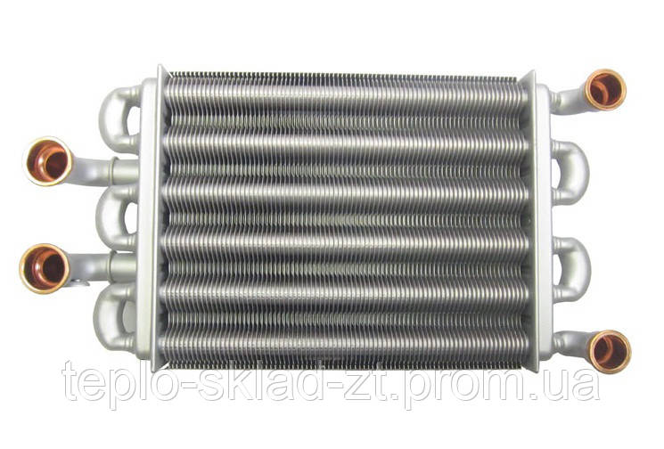 Битермический теплообменник baxi main for 24 цена Пластинчатый теплообменник Машимпэкс (GEA) LWC 350S Бузулук