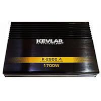 Автомобильный усилитель звука Kevlar K-2900.4 1700 Вт 4-х канальный