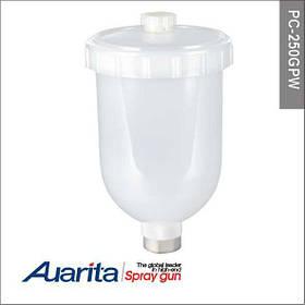 Бачок пластиковый (внутренняя резьба) 250 мл Auarita PC-250GPW