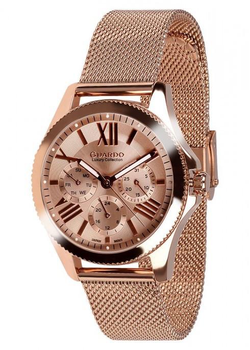 Женские наручные часы Guardo S01599(m) RgRg