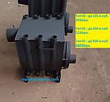 Булерьян с варочной поверхностью тип 00 сталь 3 мм, фото 2