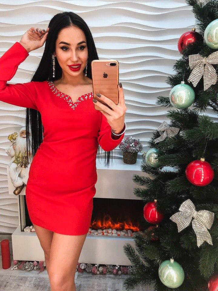 bd3a64d34d5972c Красивое короткое женское красное платье.: продажа, цена в Харькове ...