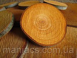 Срез дерева. Ольха 21 - 25 см