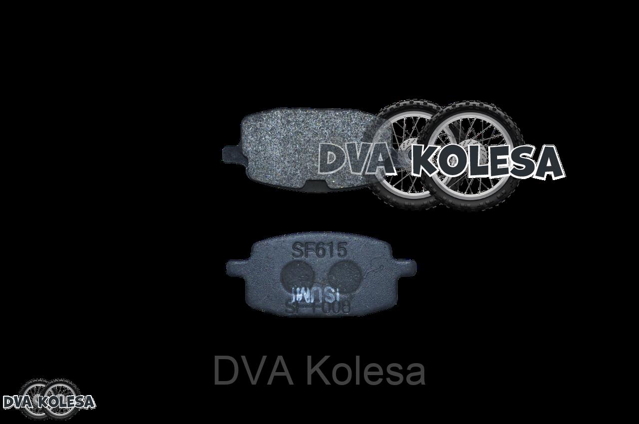 """Колодки тормозные (диск)  JOG 90, AXIS 90, BWS 100  """"DAYTONA"""""""