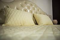 Чехол стеганый сменный на подушку 50х70 (2 шт.) MIRTEX