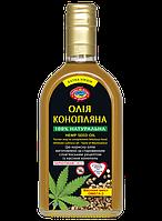 """Масло конопляное ТМ """"Агросельпром"""" 100 мл"""