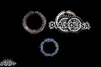 """Кольца к-кт  JOG, DIO ZX  +0.25  40.25  омедненные  """"VLAND""""  (JCC)  ТАЙВАНЬ"""