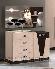 Зеркало настенное Арья. Мебель для спальни, прихожей.