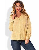 Рубашка летняя размеры от XL 3097