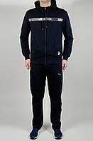 Мужской спортивный костюм Puma 4614 Тёмно-синий