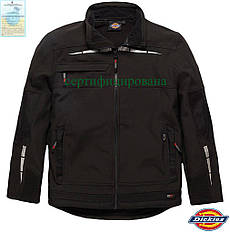 Куртка мужская рабочая демисезонная черная Dickies США DK-PRO-J B