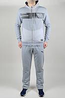 Мужской спортивный костюм Puma 4620 Серый