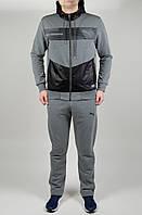 Мужской спортивный костюм Puma 4622 Тёмно-серый